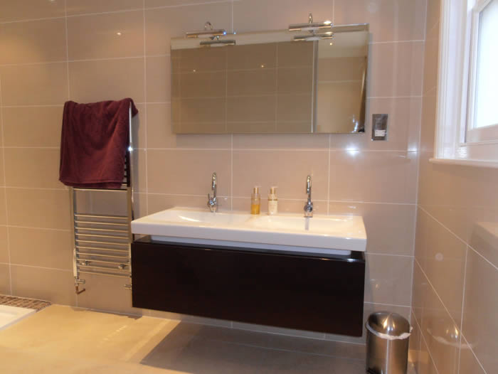 Build In Bathroom Design : Bathroom furniture design fitted by