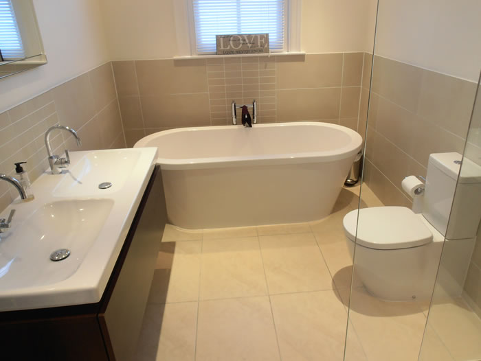 Customer testimonials case studies from alderwood fitted Bathrooms pictures
