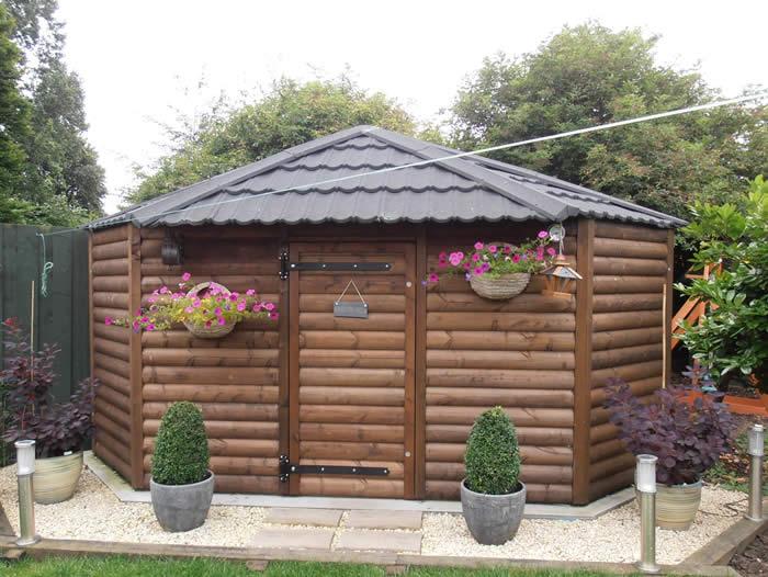 Customer testimonials case studies from alderwood fitted for Bespoke garden sheds