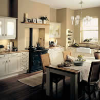 The Abbey Classic Kitchen
