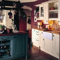 The Broadoak Painted Classic Kitchen