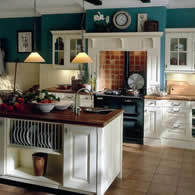 The Buttermilk Ivory Classic Kitchen