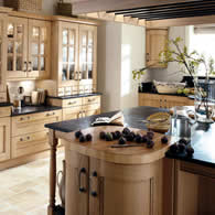 The Croft Washed Classic Kitchen