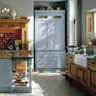 The Eden Painted Classic Kitchen