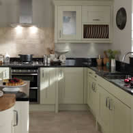 The Milbourne Sage Classic Kitchen