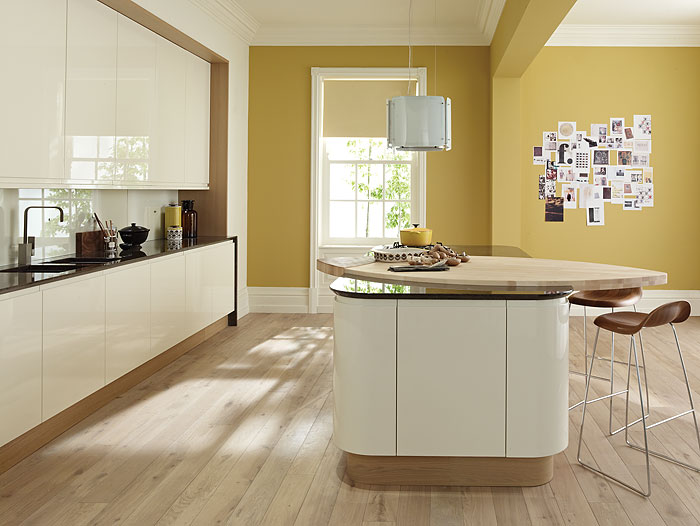 Modern & Contemporary Style Kitchens by Alderwood Fitted
