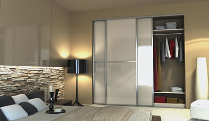 Sliding Doors by Alderwood Furniture